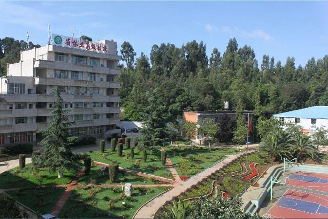 云南省林业高级技工学校